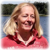 Sabine Jech-Ciernioch Lizenztrainerin